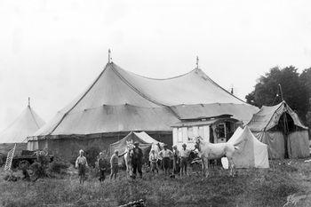 cirkus historie