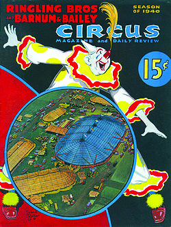 few lines on circus